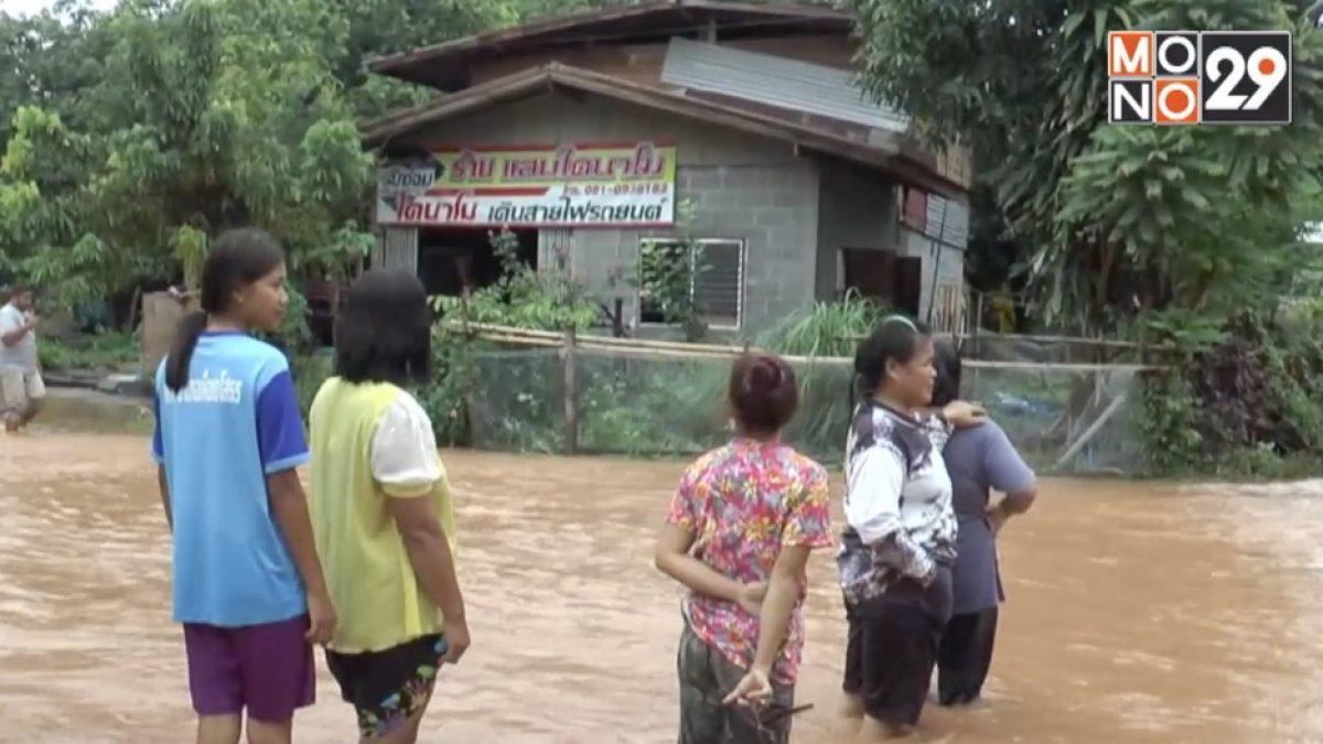 หลายพื้นที่เริ่มสำรวจความเสียหาย หลังน้ำลด
