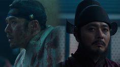 ฮยอนบิน ควง จางดงกอน นำทัพปราบฝูงซอมบี้คลั่ง ในตัวอย่างแรก Rampant