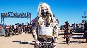 """""""Mad Max Festival 2016"""" 4 วันกลางทะเลทราย โหดและมันส์มาก!"""