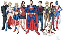 มารู้จักกับครอบครัวของ Superman Family กัน
