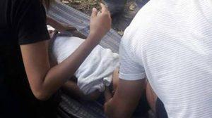 ชื่นชม! ตำรวจหนุ่ม ช่วยเด็กจมน้ำหยุดหายใจ รอดตายหวุดหวิด