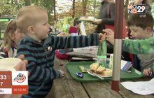 อังกฤษพบอาหารที่ไม่ดีต่อสุขภาพในที่ท่องเที่ยวสำหรับเด็ก