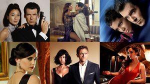 """ไม่ธรรมดา! 7 บอนด์เกิร์ลสุดแซ่บ คู่หูสาวข้างกายของ """"เจมส์ บอนด์ 007"""""""
