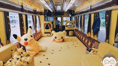 รีวิว : พานั่งรถไฟปิกาจู (Pikachu) คาวาอิจนทำให้เราหลงรัก!