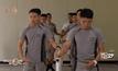 """ทหารเกาหลีใต้เข้าคลาสเรียน """"บัลเล่ต์"""""""