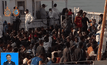 ช่วยผู้ลี้ภัย 11,000 คนในทะเลเมดิเตอร์เรเนียน