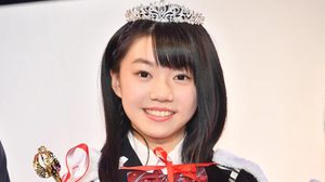 """""""ไอลู"""" นักเรียน ม.ต้น ที่น่ารักที่สุดในญี่ปุ่น ในงานประกวด JC Miss Con"""