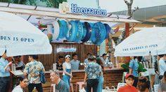 Hoegaarden เปิดตัวแหล่งแฮงค์เอาท์แห่งใหม่ใจกลางสุขุมวิท The Gaarden  Is Open