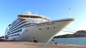 เผยสาเหตุ ไฟเขียว เรือ Seabourn Ovation แวะจอดภูเก็ต