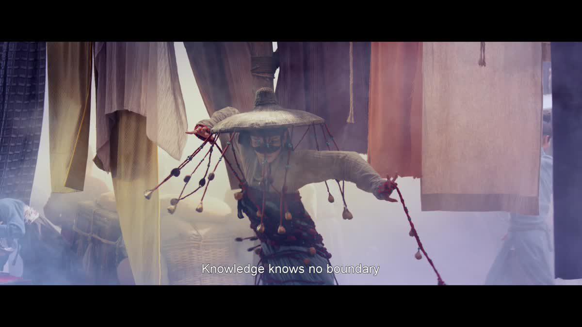 ตัวอย่างพากย์ไทย Detective Dee ตี๋เหรินเจี๋ย ปริศนาพลิกฟ้า 4 จตุรเทพ [Official Trailer]
