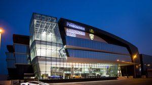 Lamborghini เปิดตัว โชว์รูม ใหญ่ที่สุดในโลกที่ ดูไบ