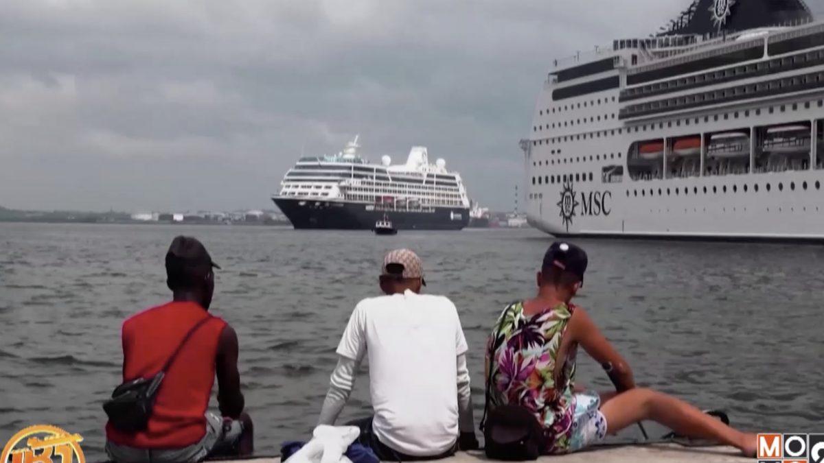 ธุรกิจเดินเรือสำราญไปยังคิวบากำลังเฟื่องฟู