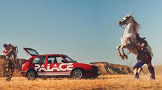 Palace Skateboards x Ralph Lauren งาน Collaboration สุดเซอร์ไพรซ์ช่วงปลายปี!!