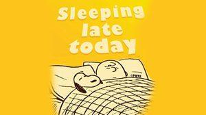 วิธีแก้ การนอนตื่นสาย