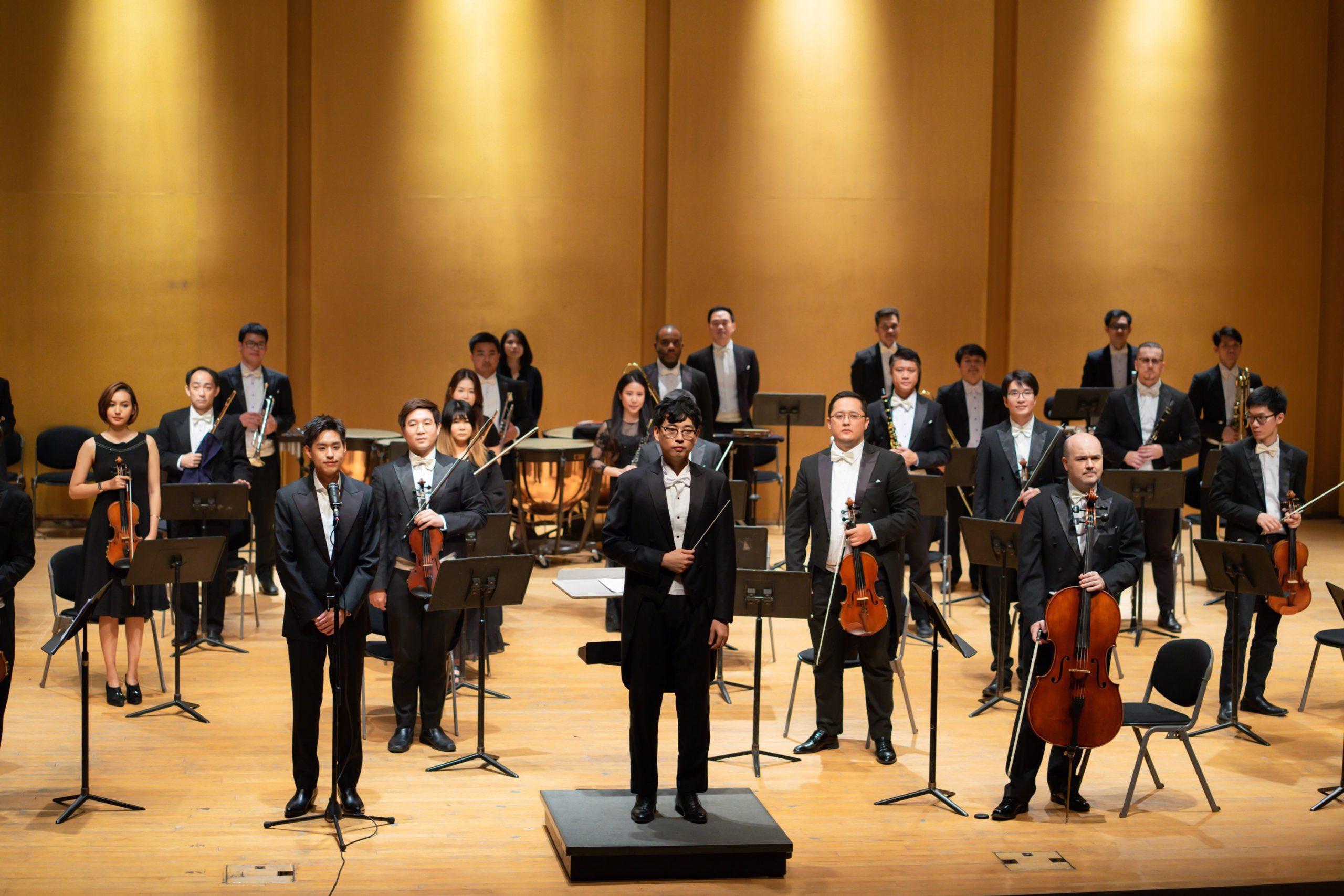 'Music Heals 2020' ครั้งแรก ออร์เคสตรากลางเมืองจาก Mahidol College of Music