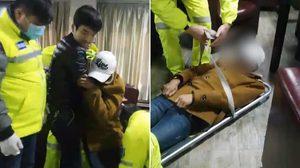 หนุ่มจีนนั่งเล่น เกมส์ มาราธอนกว่า 20 ชั่วโมง จนร่างกายช่วงล่างขยับไม่ได้!!