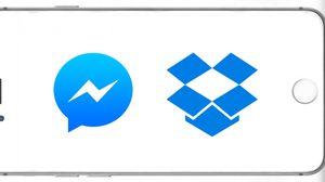 Facebook Messenger ผสาน Dropbox เพิ่มศักยภาพการรับ/ส่งไฟล์