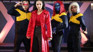 โบวี่ แต่งเต็มสวมบท จีน เกรย์ ร่วมงาน Thailand Gala Premiere X-Men : Dark Phoenix