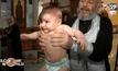 พิธีรับศีลจุ่มเด็กแรกเกิดในจอร์เจีย
