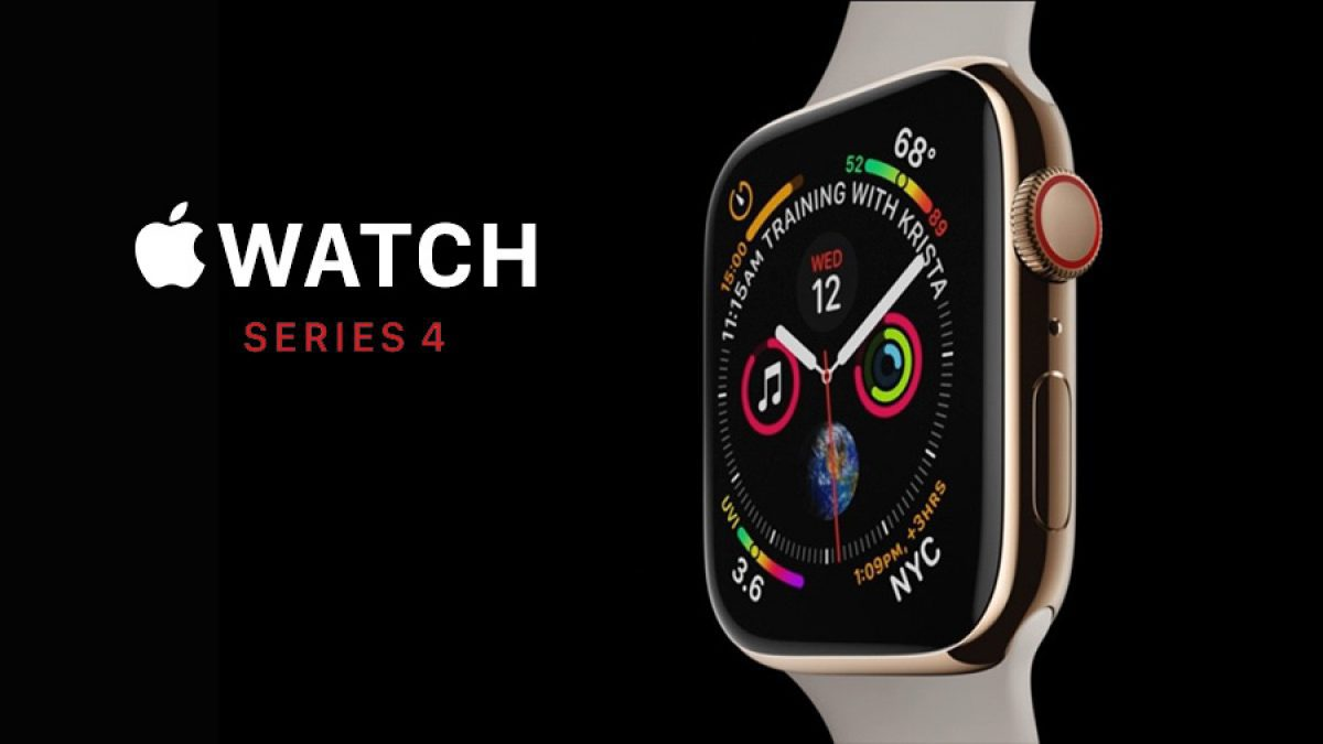 Apple Watch Series 4 มาพร้อมฟีเจอร์ใหม่ แจ้งหกล้ม ตรวจคลื่นหัวใจ ECG ได้