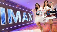 """""""IMAX MOVIE PACK"""" แพ็คสุดคุ้มสำหรับคอไอแมกซ์"""
