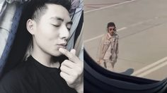 หนุ่มหล่อช่างเทคนิคสนามบิน จากประเทศจีน ถูกหักเงินเพราะว่าทำตัวหล่อเกินไป