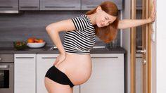 ขยับถูก ลด ปวดหลัง ขณะท้อง