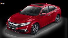 Honda Civic 2019 ใหม่ พร้อมเปิดจองล่วงหน้า ที่ประเทศอินเดีย