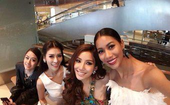 """4 สาวงามจากเวทีการประกวดหญิงไทยสุดยิ่งใหญ่ """"Miss Grand Thailand 2015"""""""