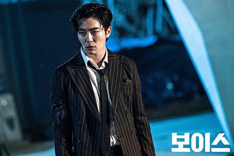 คิมแจอุค (Kim Jae Wook) จากเรื่อง Voice