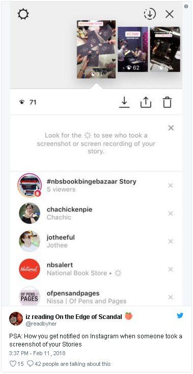 จุดจบสายแคป! Instagram เริ่มใช้ฟีเจอร์ใหม่ แจ้งเตือนเมื่อมีคนแคป Story