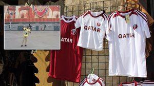 แฟนบอลอังกฤษสุดซวยถูกจับขังที่ ยูเออี เหตุเพียงเพราะใส่เสื้อแข่ง กาตาร์