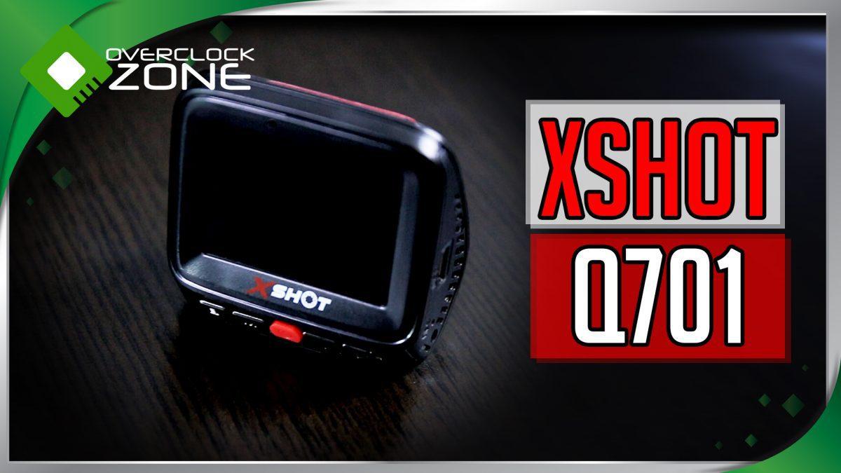 รีวิว XSHOT Q701 : 2K Car Camcorder