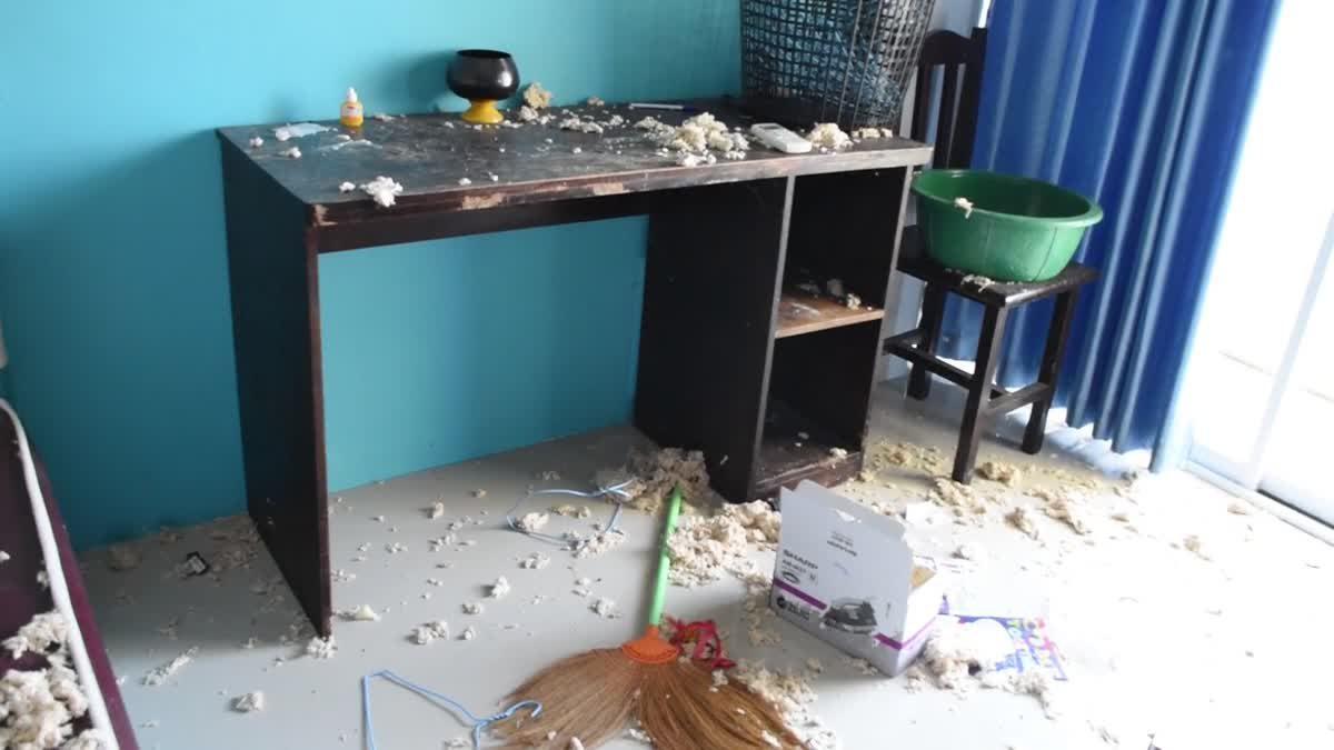 เจ้าของห้องเช่าโวย!! คนเช่าทำลายข้าว เปิดแอร์ติดต่อกัน 10 วัน
