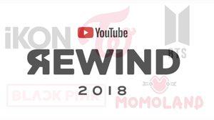 YouTube เผยรายชื่อมิวสิควีดิโอยอดฮิตของเกาหลีใต้ ประจำปี 2018