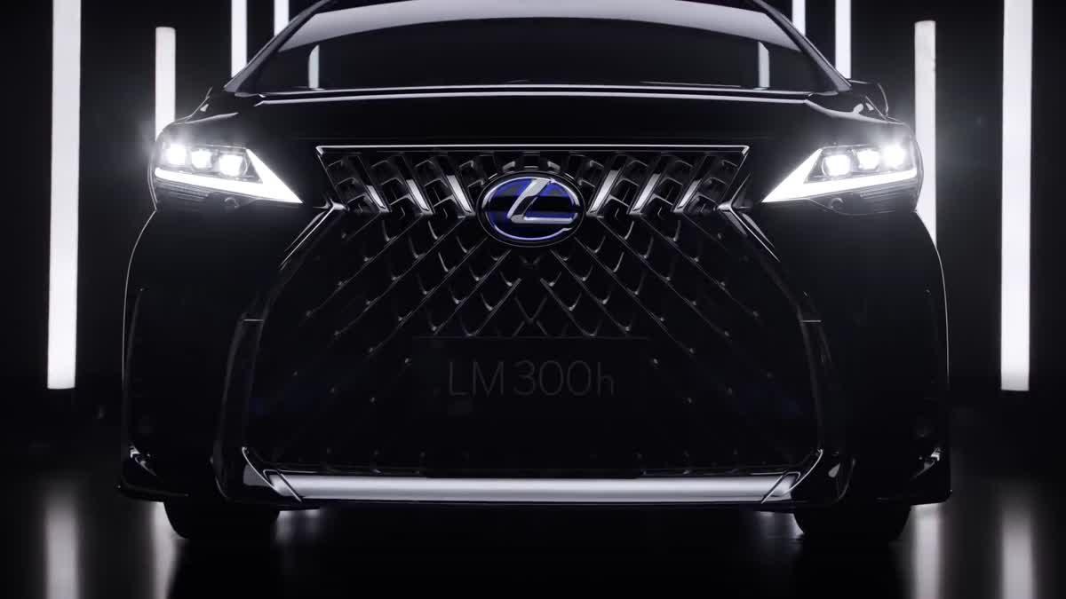 LM มินิเเวนสุดหรูระดับเรือธง โมเดลแรกจาก Lexus เปิดตััวที่จีน