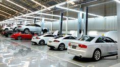 Audi Thailand จัดแคมเปญบริการหลังการขาย หน้าฝนนี้ ตรวจเช็คสภาพฟรี 40 รายการ