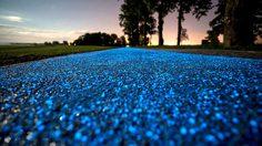 เอาใจนักปั่น! เส้นทางจักรยานเรืองแสง ในโปแลนด์