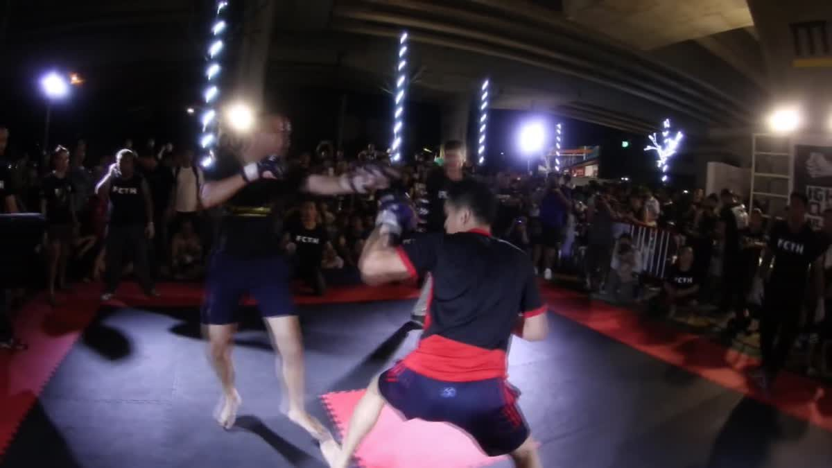 Fight Club Thailand ประชาชน กานต์ X กวาง คู่ที่ 99