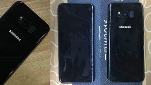 ภาพหลุดล่าสุด! Samsung Galaxy S8 สีดำเงา ตัวเป็นๆ ชัดทุกมุม