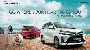 2019 Toyota Avanza ไมเนอร์เชนจ์ใหม่ทั้งนอก-ใน พร้อมเปิดตัวที่มาเลเซีย