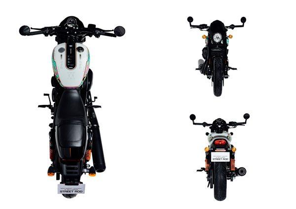 Harley-Davidson STREET RODR FREEDOM