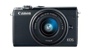 Canon EOS M100 กล้องมิลเลอร์เลสพร้อมระบบโฟกัสเทพ แบบเดียวกับที่ใช้ในกล้อง DSLR