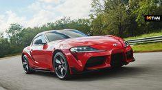 2020 Toyota Supra ค่าอัตราสิ้นเปลืองน่าพอใจ 13กม./ลิตร