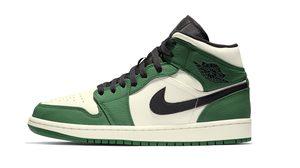 NIKE เผยโฉม Air Jordan 1 Mid SE สีใหม่ล่าสุด Pine Green วางจำหน่าย 24 มกราคมนี้