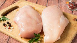 สูตรไก่ปั่น ไร้กลิ่นคาว สำหรับคนสร้างกล้ามเนื้อ ปั้นซิกแพค