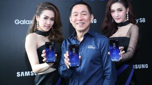 Samsung เปิดตัว Galaxy S8 ในประเทศไทยอย่างเป็นทางการพร้อมวางขายจริง 5 พฤษภาคม