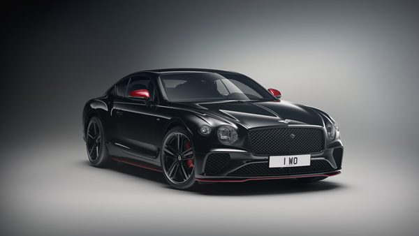 Bentley Continental GT V8 AAS Motorsport Edition