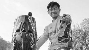 ข่าวเศร้า! ธนพล จารุเพ็ง น่องเหล็กทีมชาติไทย เสียชีวิตจากอุบัติเหตุ