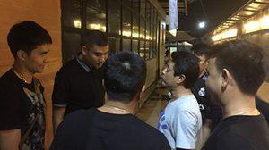 ตำรวจรวบ 'หมู วันพ้อย' หลังทำร้ายหนุ่ม นศ.รามฯ สลบ